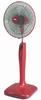 พัดลมโคมไฟสีทอง E01 3โคม ไม้อัดแท้ 42นิ้ว WIN รับประกัน 10ปี
