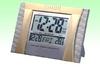 CK818 นาฬิกาปลุก ปฏิทิน200ปี แสดงอุณหภูมิได้ นับเวลาถอดหลังได้