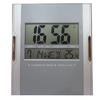CK858 นาฬิกาปลุก ปฏิทิน200ปี แสดงอุณหภูมิได้ นับเวลาถอดหลังได้