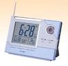 CK861 นาฬิกาปลุก ปฏิทิน200ปี แสดงอุณหภูมิได้ วิทยุ