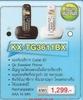 โทรศัพท์ไร้สาย พานาโซนิค KX-TG3611BX สีดำ