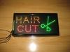ป้ายไฟ ป้าย LED ป้ายแอลอีดี ป้าย HAIR CUT