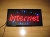 ป้ายไฟ ป้าย LED ป้ายแอลอีดี ป้าย INTERNET
