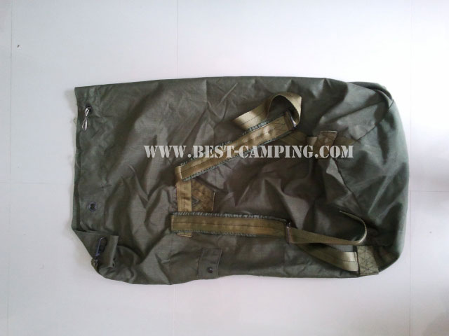 ถุงทะเล US , Double Strap Duffle Bag , Military