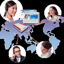 Voice Conference System - ConferLink