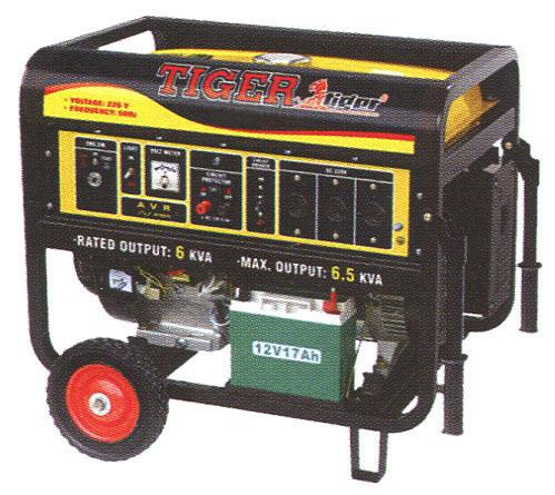 เครื่องกำเนิดไฟฟ้า TIGER TREC-8000AE