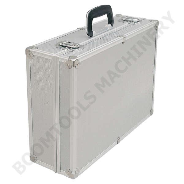 กระเป๋าเครื่องมือช่างอลูมิเนียมสีเงิน SENATOR 4400K