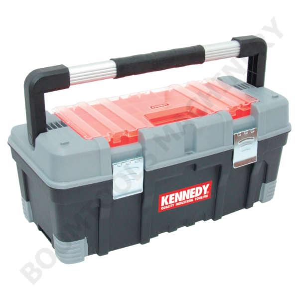 กล่องเครื่องมือช่าง 2 in 1 มีล้อ KENNEDY 9810K