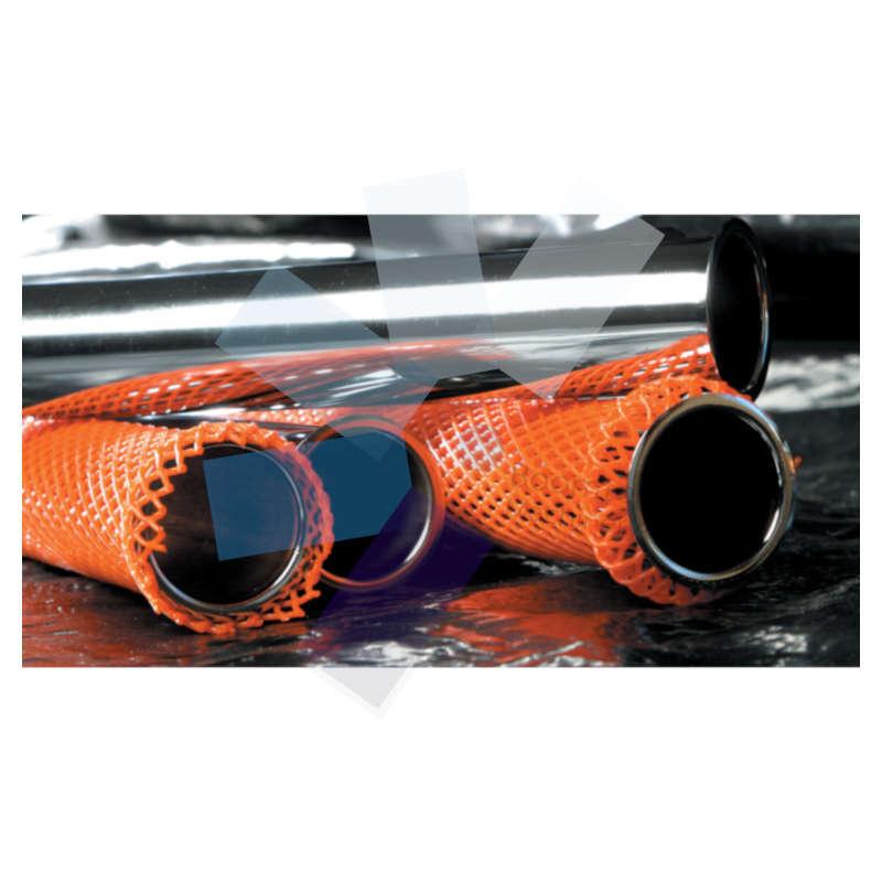 Avon.Green Health & Safety Sleeving - 75-125mm x 25m Reel