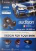 audison prima sound pack plug&sound for your BMW ชุดอัพเกรดล่ำโพงคู่หน้า คู่หลัง พร้อมกับซับวูฟเฟอร์