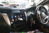 จอแอนดรอยด์ตรงรุ่นรถ NISSAN NAVARA NP300 หน้าจอใหญ่9นิ้ว เล่นyoutube maps joox tv onlineได้สบาย