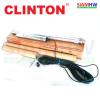 CLINTON ปั๊มน้ำบาดาล บ่อ3นิ้ว 2HP (แรงม้า) 1.5KW น้ำออก1นิ้ว Head 152 เมตร รุ่น CT75DWP140-1.5