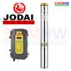 JODAI 4LSC10.0/75-144/1100-H ปั๊มน้ำบาดาล AC/DC Hybrid 144V 1100W (4-6แผง) 10.0Q/H บ่อ4 น้ำออก2นิ้ว