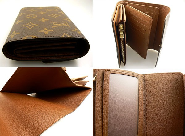 best sneakers 1afc3 24283 Louis Vuitton Monogram monogram alexandra wallet M60047 #3732484