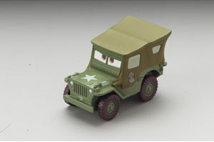 "Mattel Recalls ""Sarge"" Die Cast Toy Cars Due To Violation of Lead Safety Standard"