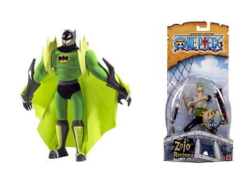 Mattel Recalls Batman? and One Piece? Magnetic Action Figure Sets Due To Magnets Coming Loose