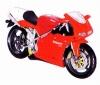 Ducati 998s Red