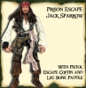 Pirates of the Caribbian 2 - Jack Sparrow - Prison escape