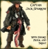 Pirates of the Caribbian 2 -Captain Jack Sparrow