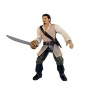 Pirates of the Caribbean 2 - Sword Thrusting Will Turner 7""