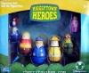 Disneystore HIGGLYTOWN HEROES Figurine set
