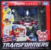 Takara Tomy Transformers Disney Label Mickey Mouse Optimus Prime