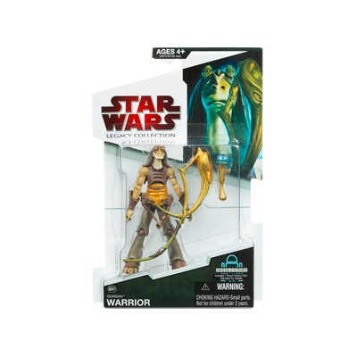 GUNGAN WARRIOR 4 Figure Pack BUILD YOUR ARMIES Star Wars Power of the Jedi 2000 Action Figure Set