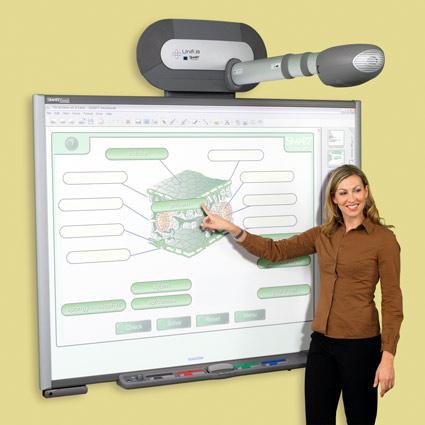 Interactive Projector โปรเจคเตอร์ที่สามารถแปลงกระดานไวท์บอร์ดธรรมดา จอภาพโปรเจคเตอร์หรือผนังห้องทั่วๆไปให้กลายเป็นกระดาน Interactive Whiteboard