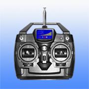 การทำสาย Interface เอาไว้เล่นกับคอมพิวเตอร์ เอง  สาย FML สำหรับฝึกบิน