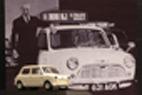 รถเหล็ก Mini คันแรกที่ผลิตขึ้นเป็นครั้งแรกในโลก
