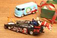 ซานตาครอสบนรถเหล็ก