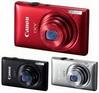 เปรียบเทียบกล้องดิจิตอลคอมแพค Canon ixus 115HS, ixus 220HS, ixus 310HS