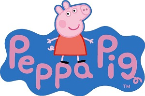 Peppa Pig 8 disc [english chiesses]
