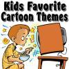 Kids Favorites DVD Soundtrack (เสียงอังกฤษ) ชุด 6 แผ่น