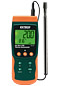 เครื่องวัดความเร็วลม แบบ Hot wire Anemometer