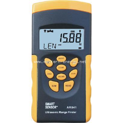 เครื่่องวัดระยะทาง Distance Meter เครื่่องวัดระยะ เครื่องวัดพื้นที่ ปริมาตร AR841 (0.5-20m) - คลิกที่รูปเพื่อดูขนาดรูปจริง