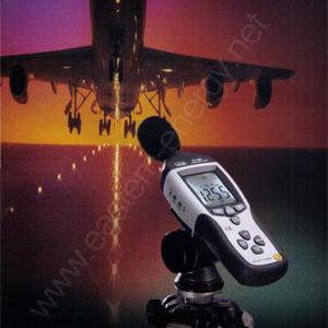 เครื่องวัดเสียง-บันทึกเสียง Sound Level Datalogger รุ่น DT-8852 - คลิกที่นี่เพื่อดูรูปภาพใหญ่