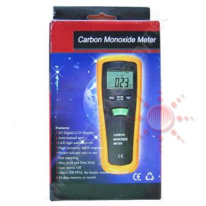 CEM CO-180 :Cabon Monoxide meter
