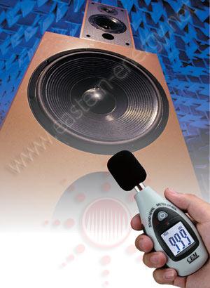 เครื่องวัดเสียง เครื่องวัดความดังเสียง Sound level meter รุ่น DT-85A