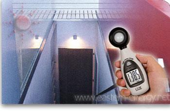 เครื่องวัดแสง Lux Meter, Light Meter เครื่องวัดความเข้มของแสง Digital Lux Meter