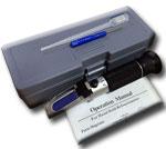 เครื่องวัดความหวาน Brix Refractometer แบบกล้องส่อง