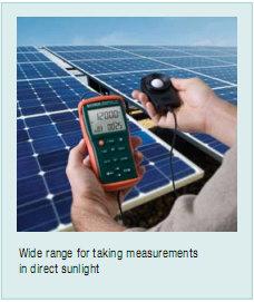 Lux meter Light meter เครื่องวัดแสง Easyview Light Meter with Memory เครื่องวัดแสง