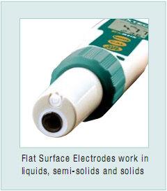 PH meter Waterproof ExStik pH100 Extech USA