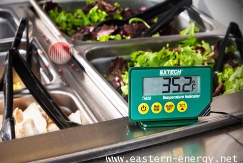 TM20: Compact Temperature Indicator