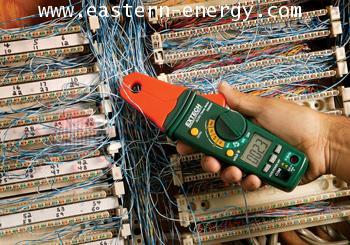 380950: 80A Mini AC/DC Clamp Meter