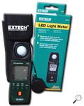 เครื่องวัดแสง LED หลอดแอลอีดี สีขาว รุ่น LT40: LED Light Meter