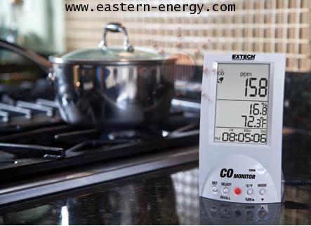 เครื่องวัดก๊าซคาร์บอนมอนนอกไซด์ Carbon Monoxide Meter (Co Meter)