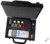 Sper Scientific : เครื่องวัดค่ากรดด่าง Handheld pH Meter Kit รุ่น 840088