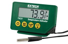 EXTECH : TM20: Compact Temperature Indicator