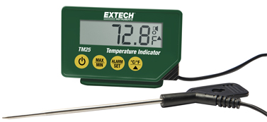 TM26: Compact NSF Certified Temperature Indicator